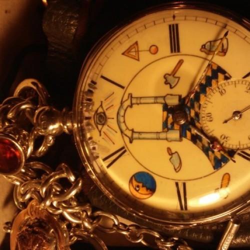 Elgin Grade 81 Pocket Watch Image