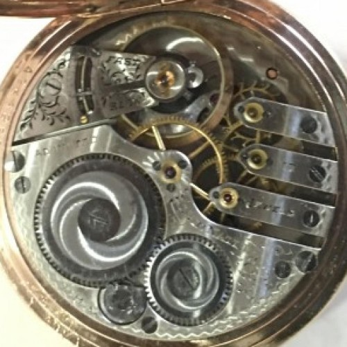 Elgin Grade 381 Pocket Watch