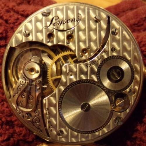 Rockford Grade 586 Pocket Watch Image