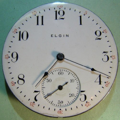 Image of Elgin 313 #12268843 Dial