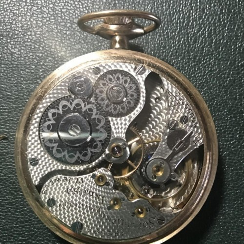 South Bend Grade 291 Pocket Watch Image
