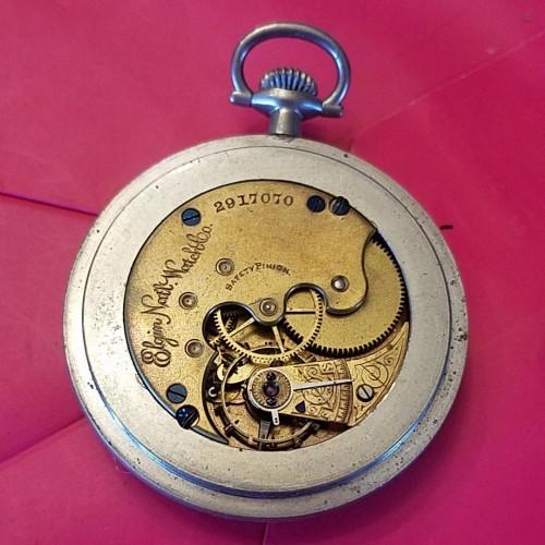 Elgin Grade 95 Pocket Watch Image