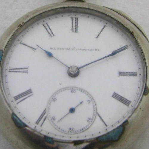 Image of Elgin 55 #81180 Dial