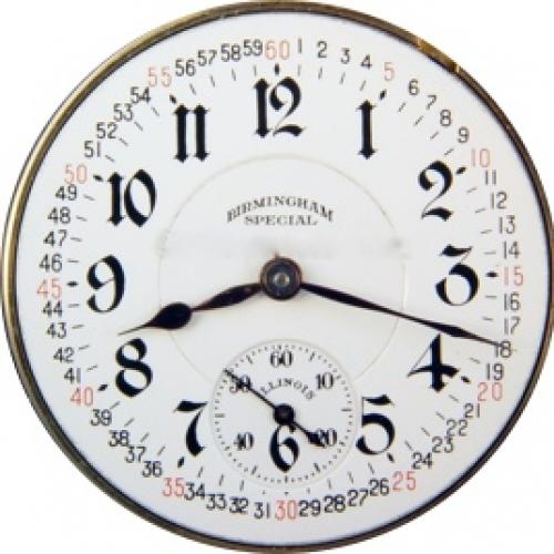Image of Illinois Bunn Special #3961846 Dial