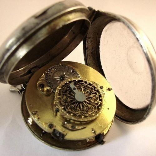 Other Grade Presumed Japy Freres Pocket Watch Image