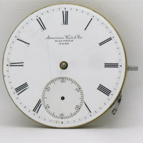 Waltham Grade  Pocket Watch Image