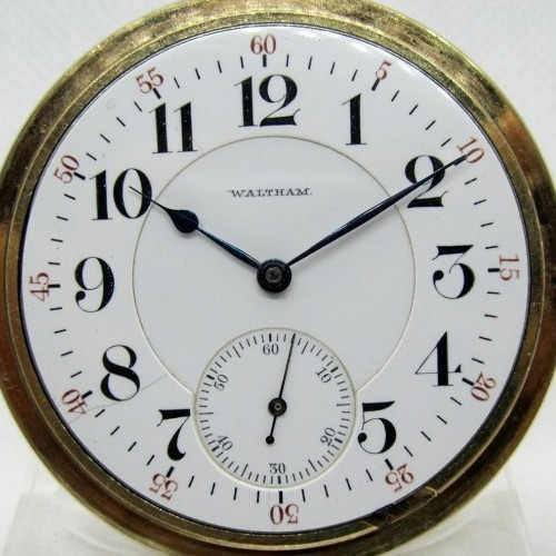 Image of Waltham A.T. & Co. #11503159 Dial