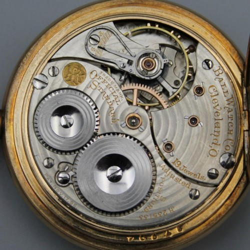Image of Ball - Waltham Official Standard #B235133 Movement