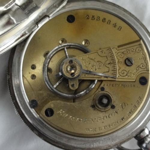 Waltham Grade Farringdon D Pocket Watch Image