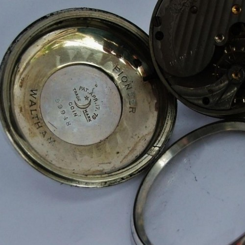 Image of New York Standard Watch Co.  #1472658 Case