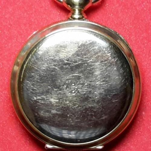 Elgin Grade 108 Pocket Watch Image