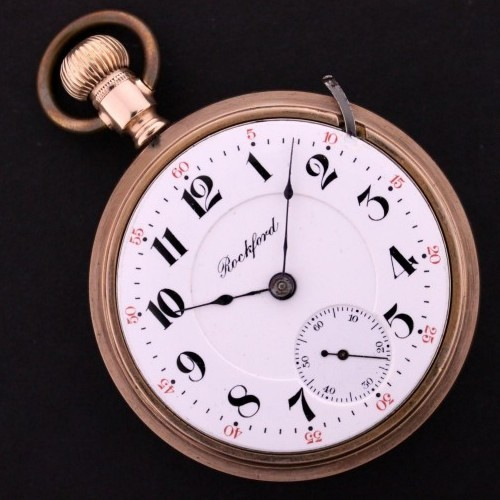 Rockford Grade 900 Pocket Watch Image
