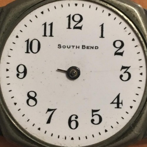 South Bend Grade 101 Pocket Watch Image