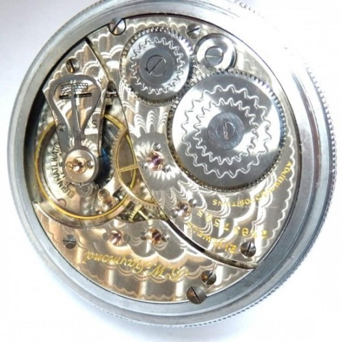 Elgin Grade 478 Pocket Watch Image