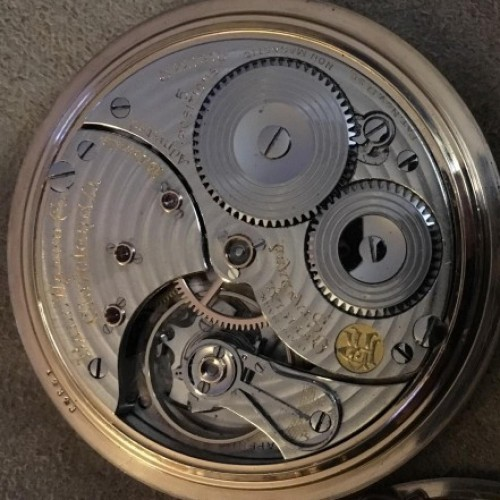 Image of Ball - Waltham Official Standard #B221870 Movement
