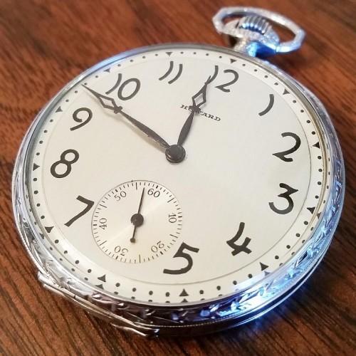 Howard Watch & Clock Co. Grade  Pocket Watch Image