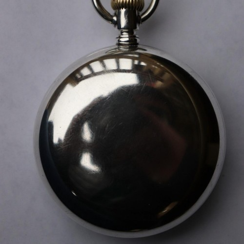 Illinois Grade 61 Pocket Watch Image