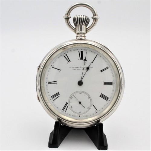 E. Howard & Co. Grade Series IV Pocket Watch Image