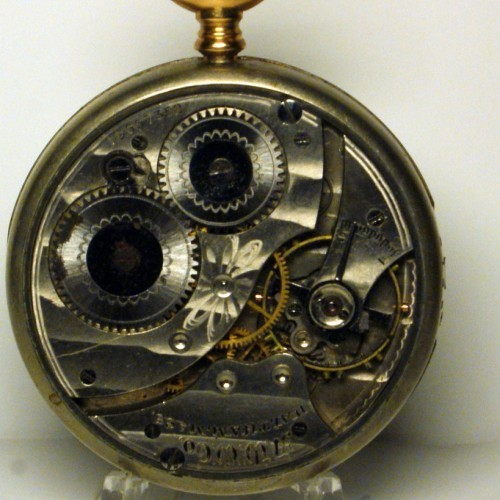 Waltham Grade Equity Pocket Watch Image
