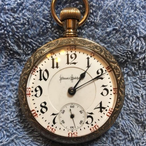 Dating hamilton pocket watches