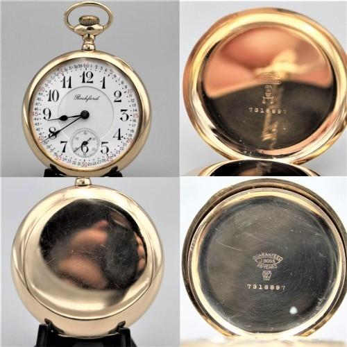 Rockford Grade 515 Pocket Watch