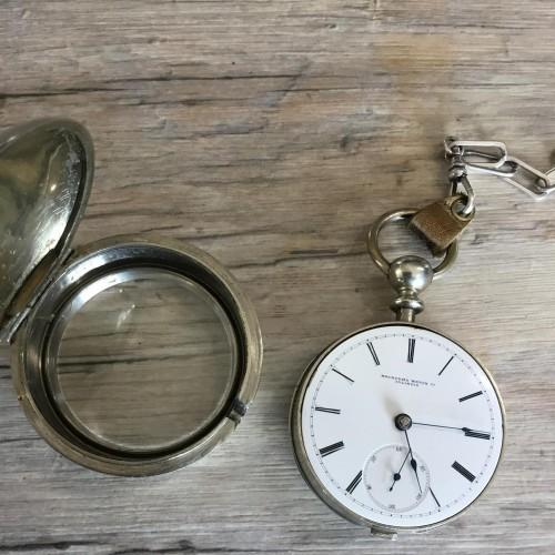 Rockford Grade 15 Jewels Pocket Watch Image