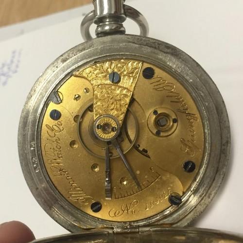 Illinois Grade 1 Pocket Watch Image
