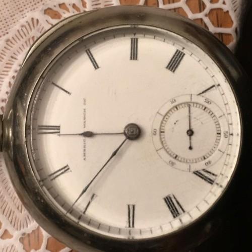 american watch co serial numbers