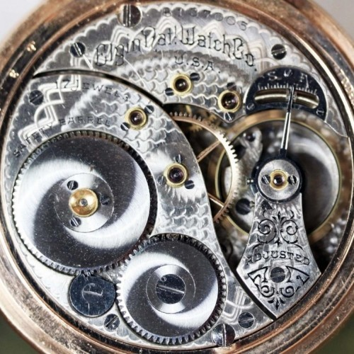 Image of Elgin 192 #8137005 Movement