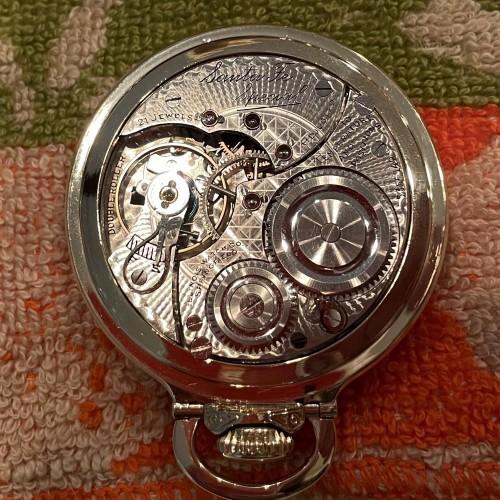 Illinois Grade 561 Pocket Watch Image
