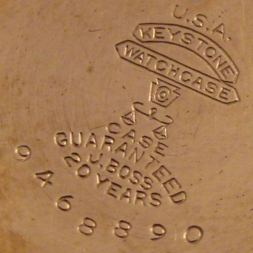 Elgin Grade 462 Pocket Watch Image