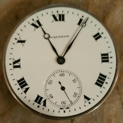 Waltham Grade No. 220 Pocket Watch Image