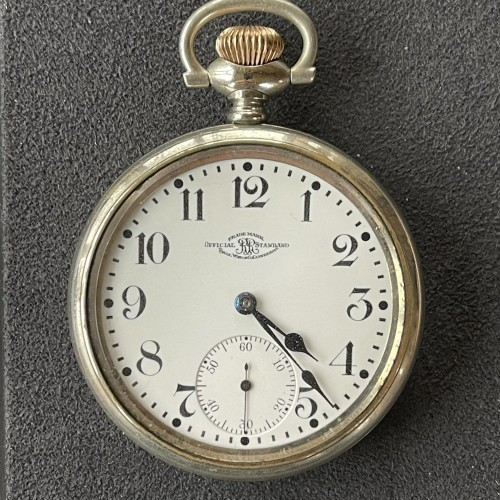 Ball Grade  Pocket Watch Image