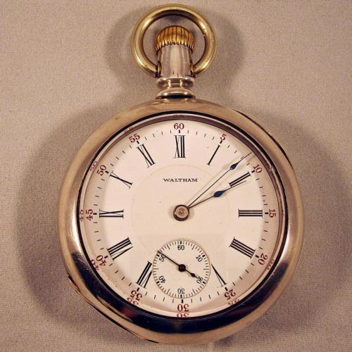 Waltham Pocket Watch Image Gallery   Pocket Watch Database