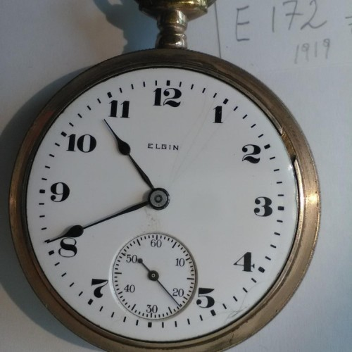 Image of Elgin 288 #22250172 Dial