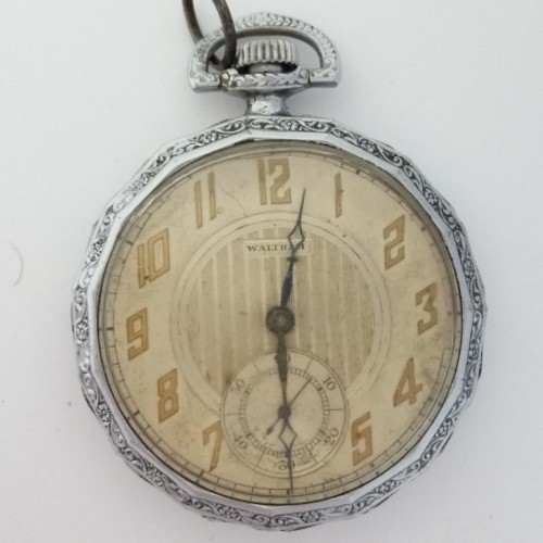 Image of Waltham No. 220 #26812215 Dial