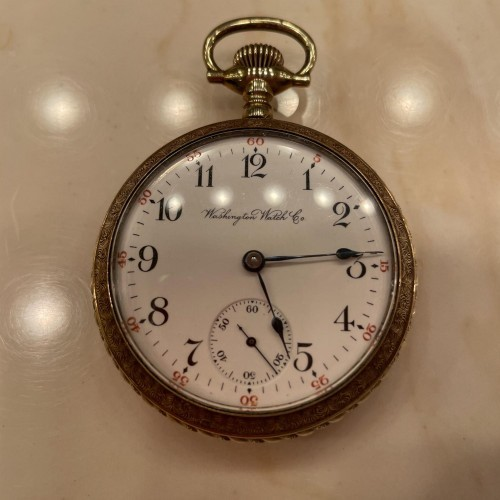 Illinois Grade 69 Pocket Watch Image