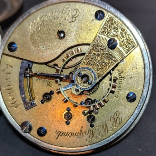 Image of Elgin 70 #1626217 Movement