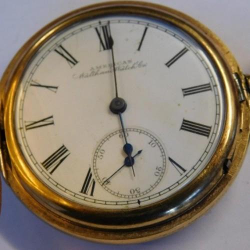Waltham Grade Amn. Watch Co. Pocket Watch Image