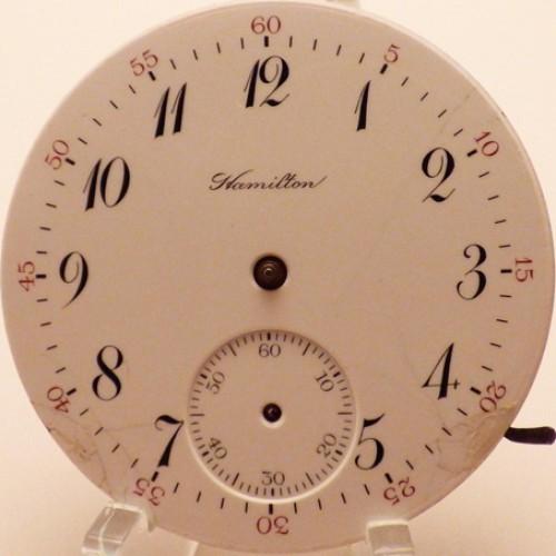 Hamilton Grade 978 Pocket Watch Image