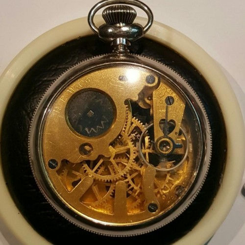 Image of New England Watch Co. Skeleton #NONE Movement
