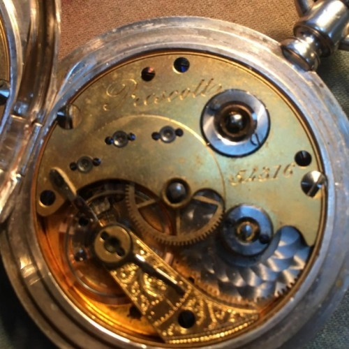 E. Howard & Co. Grade Series 5 Pocket Watch Image