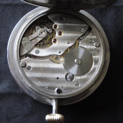 Swiss Imports Grade L.Sandoz Vuille. Swiss Pocket Watch Image