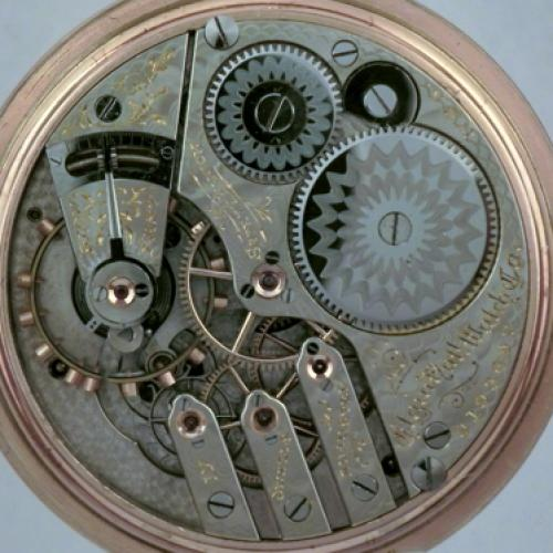 Elgin Grade 246 Pocket Watch Image