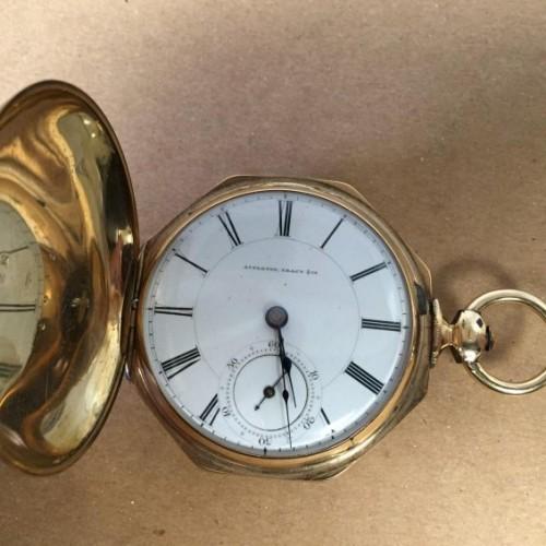 Appleton, Tracy, & Co. Grade P.S. Bartlett Pocket Watch Image