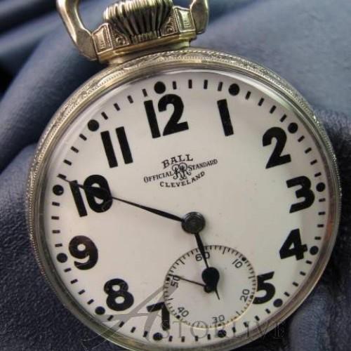 Ball - Waltham Grade 999 Pocket Watch Image