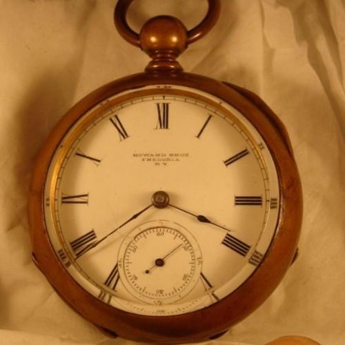 Illinois Grade Columbia Pocket Watch Image