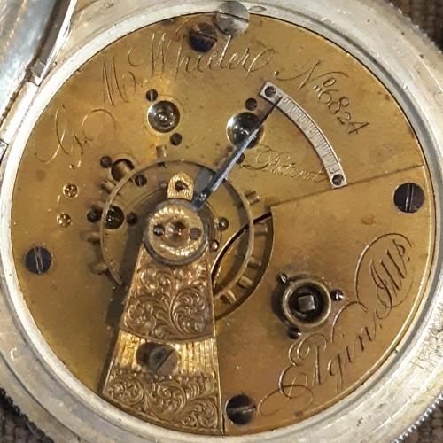 Elgin Grade 57 Pocket Watch Image