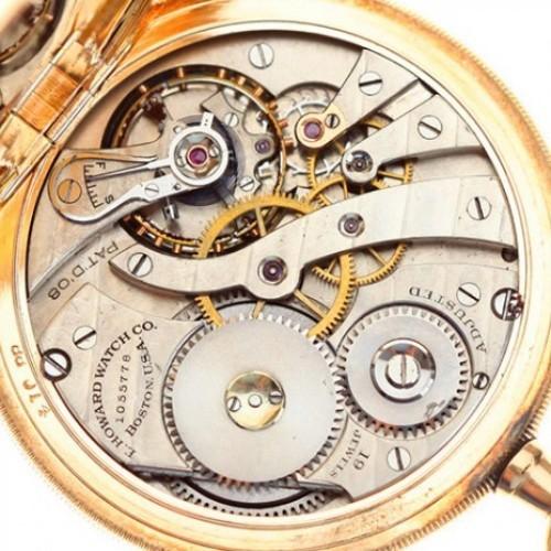E  Howard Watch Co  (Keystone) Pocket Watch Serial Number