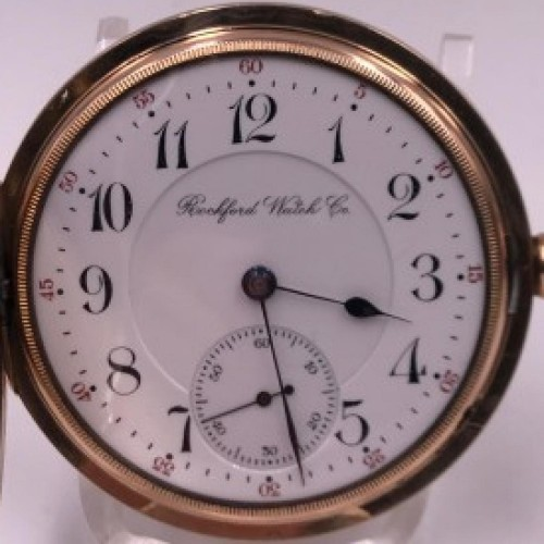 Rockford Grade 400 Pocket Watch Image
